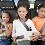 Video hài tuyên truyền phải thắt dây an toàn khi lên ô tô