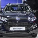 Xe Ford Ecosport Black Edition giá từ 520 triệu đồng