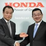 Honda muốn đổi mới thiết kế xe theo hướng bay bổng hơn