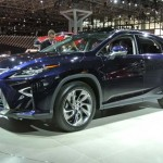 Xe sang Lexus RX 7 chỗ ra mắt vào cuối năm 2017