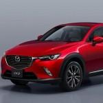 Xe Crossover cỡ nhỏ giá rẻ Mazda CX3 được khuyên nên mua