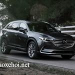 Mazda CX-9 2016 kích thước to nhưng siêu tiết kiệm