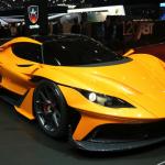 Choáng siêu xe Apollo Arrow công suất khủng 986 mã lực