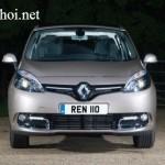 Hãng Renault ra mắt 2 xe Megane Estate và MPV Scenic