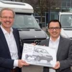 Xe khách nhỏ Mercedes Sprinter bán tròn 3 triệu chiếc