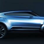 Sắp có xe SUV Range Rover Evoque phiên bản coupe