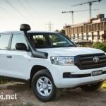 Xe Toyota Land Cruiser có phiên bản chuyên dùng offroad ?