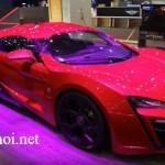Siêu xe 3,4 triệu đô Lykan Hypersport tại Geneva 2016