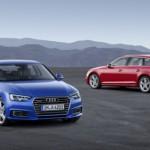 Xe sang Audi A4 2017 tự tin khẳng định mình
