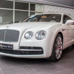 Đánh giá xe siêu sang Bentley Flying Spur 10,5 tỷ đồng của nữ đại gia Hà Nội