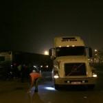 Người phụ nữ bị xe container chèn nát người