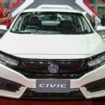 Công bố 4 phiên bản xe Honda Civic xuất hiện ở Đông Nam Á