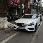 Video tên trộm vặt gương xe Lexus siêu đẳng ở Việt Nam