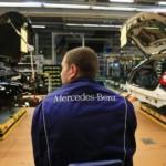 Mercedes vẫn coi con người là nhân tố quan trọng nhất trong sản xuất