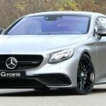 G-Power độ xe Mercedes S63 AMG coupe công suất khủng