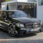 Xe sang Mercedes E43 AMG giá rẻ nhưng công suất lớn