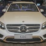 Xe sang Mercedes GLC 250 giá từ 1,7 tỷ đồng ở Việt Nam