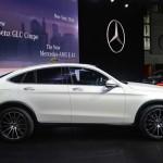 Xe sang Mercedes GLC coupe chính thức trình diện