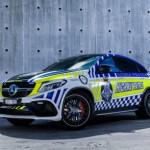 Cảnh sát Úc chơi trội mua xe Mercedes-AMG GLE63 S Coupe