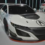 Đánh giá siêu xe phiên bản đua của Acura NSX 2017