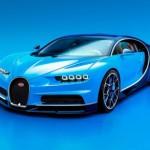 Thông báo chi tiết thông số kỹ thuật của siêu xe Bugatti Chiron