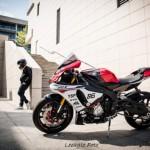 Siêu xe Yamaha R1được giải thưởng thiết kế Red Dot 2016