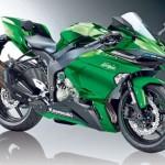 Sắp có siêu xe Kawasaki mới mạnh hơn H2