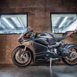 Ngắm siêu xe mô tô độ KH9 Ducati Panigale 1199S