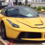 Siêu xe Ferrari LaFerrari về Thái Lan đại gia Việt còn cần cố gắng nhiều
