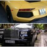 Bộ sưu tập tiếng pô siêu xe của đại gia Việt Nam 2016