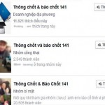 """5 thanh niên lập facebook """"né chốt"""" 141 bị xử phạt"""
