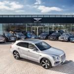 Đại gia đầu tiên nhận siêu xe SUV Bentley Bentayga