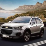 Khám phá xe Chevrolet Captiva Revv 2016 về Việt Nam