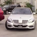 Kim Kardashian mua xe siêu sang Maybach S600 độ độc