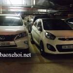 Lexus RX biển tứ quý 9 đọ dáng với Kia Morning ngũ quý 9 Hà Nội