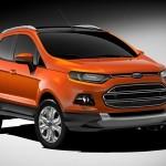 Hãng Ford lãi lớn nhờ dòng xe crossover
