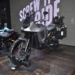 Đại gia Thái Lan độ Harley-Davidson Street 750 thành xe địa hình
