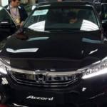 Honda Accord 2016 ra mắt tại Việt Nam vào đầu tháng 5/2016