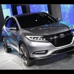 Xe Honda CR-V 2017 đẹp hơn, hiện đại hơn trước
