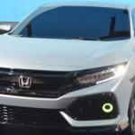 Những điều bạn chưa biết về Honda Civic hatchback 2017