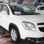 Xe minivan ăn khách Chevrolet Orlando bị triệu hồi ở Việt Nam
