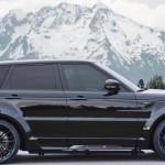 """Món """"đặc sản"""" Mansory Range Rover Sport 2016"""