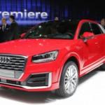 Ngắm xe sang Audi Q2 ngoài đời thực tại Geneva 2016