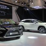 Đánh giá tổng thể hơn về xe sang Lexus RX 2016