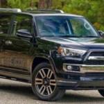 Xe SUV cỡ lớn Toyota 4Runner 2016 trình làng
