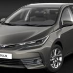 Lộ ảnh Toyota Corolla Altis 2017 sắp về Việt Nam