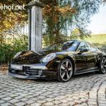 Siêu xe Porsche 911 bản đặc biệt chào mừng 50 năm ra đời