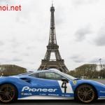 Ngắm siêu xe đua Ferrari 488 GTB phiên bản Tailor Made