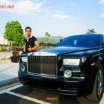 Tại sao xe Rolls royce Phantom Lào Cai giá 11 tỷ được chú ý ?