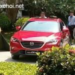 Đánh giá xe hot Mazda CX4 tuyệt đẹp